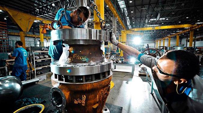Faturamento da indústria de máquina cresce 4,5% no 1º quadrimestre, para R$ 31,347 bilhões