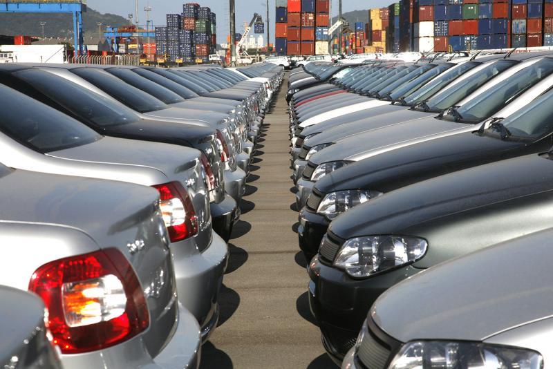 Produção e exportação de veículos registram alta