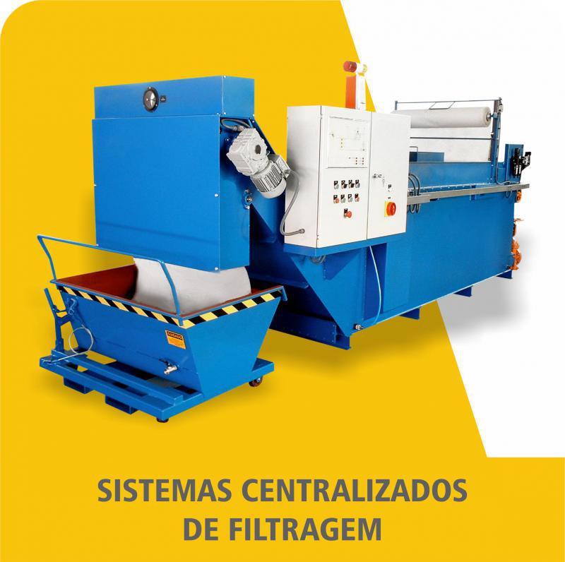 Sistemas Centralizados De Filtragem