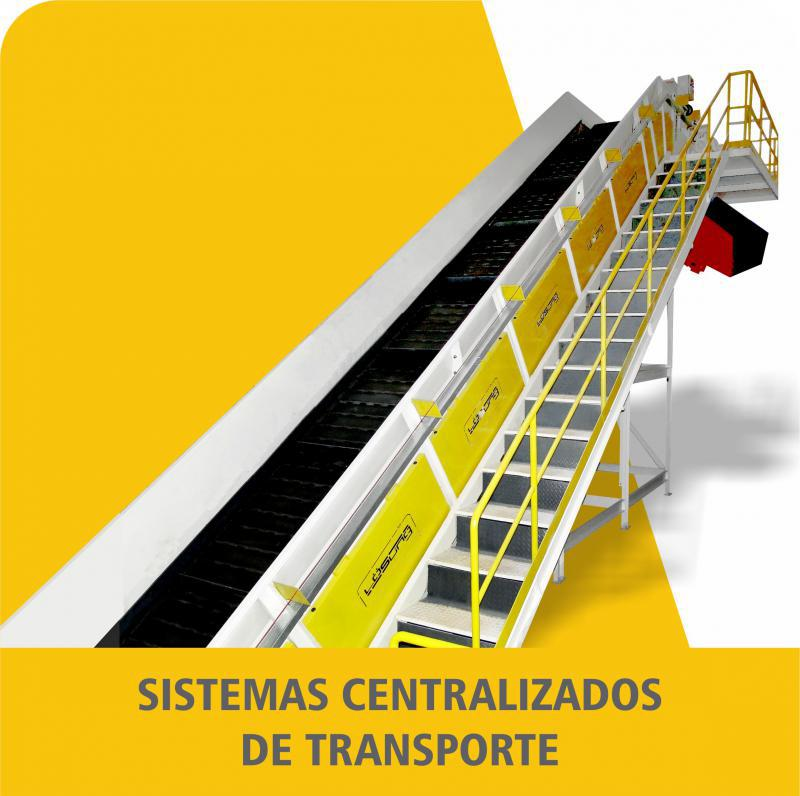 Sistemas Centralizados De Transporte