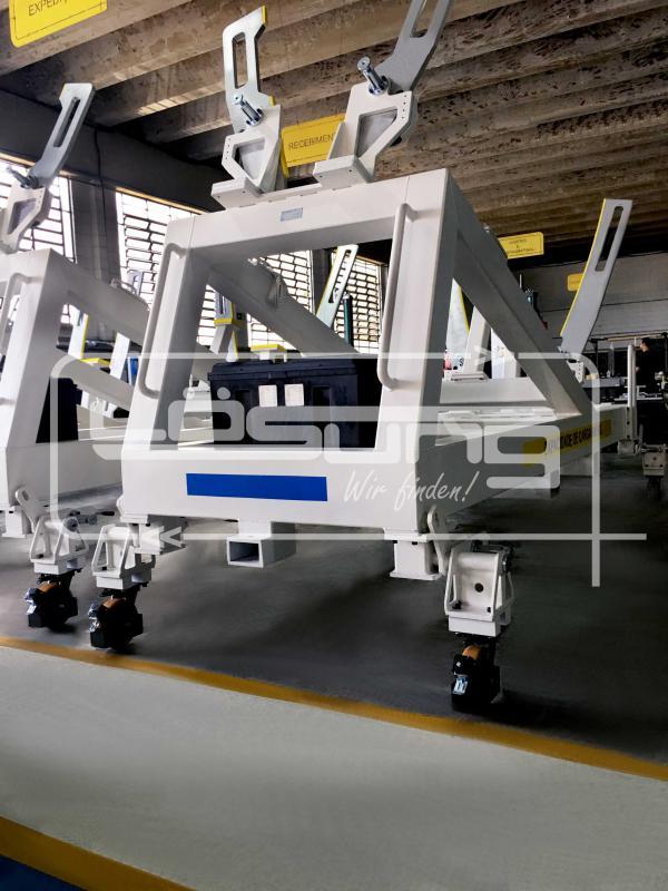 Dispositivos de controle industrial