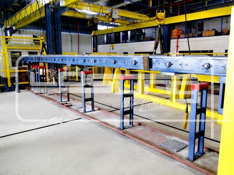 Empresas fabricantes de esteiras transportadoras