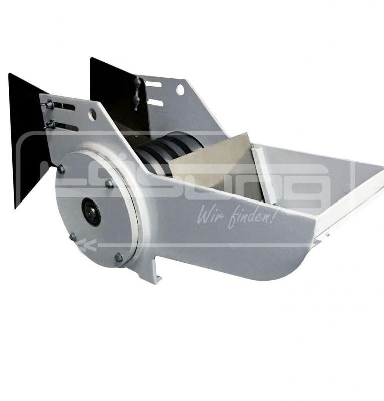 Separador magnético industrial