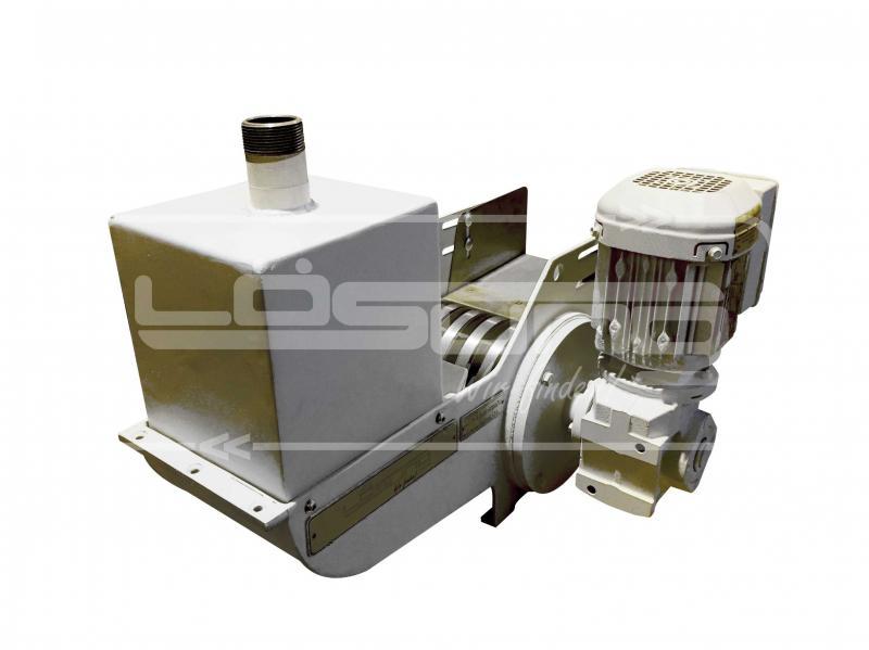 Separador magnético de rolo