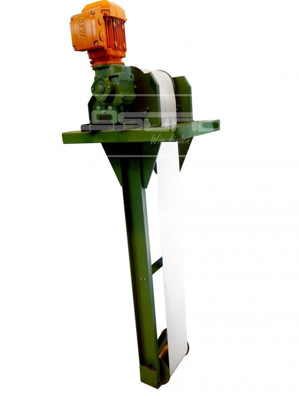 Skimmer industrial