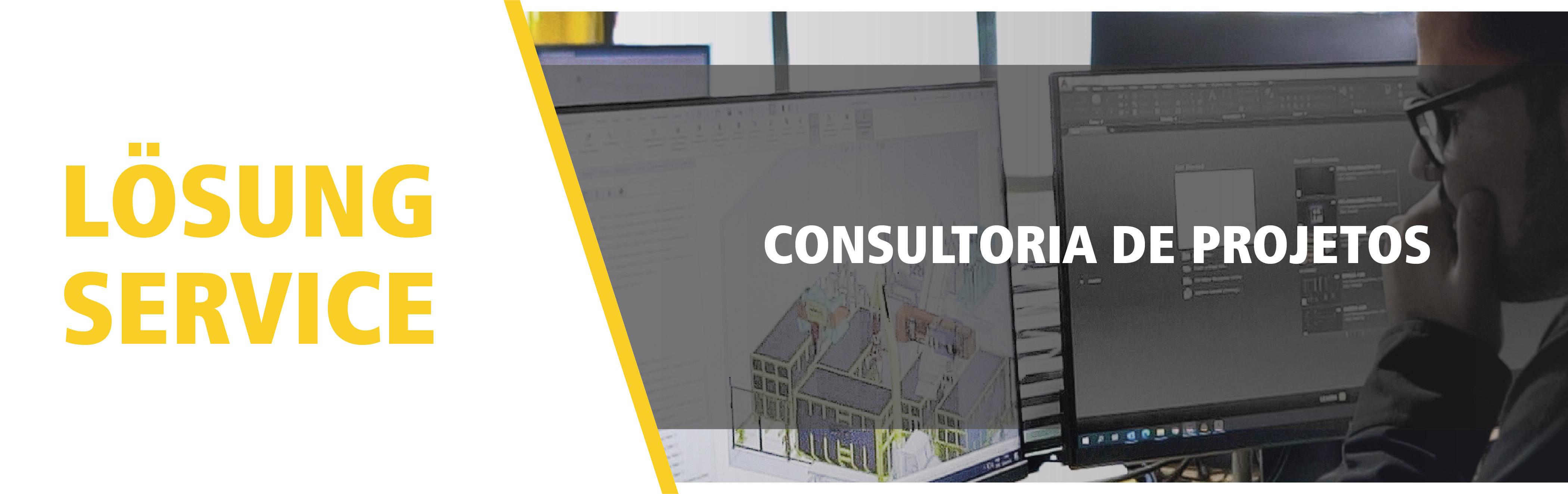 Consultoria de Projetos