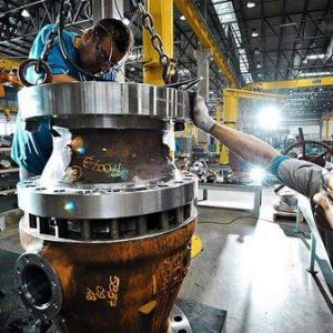 Prévia da confiança da indústria sinaliza melhora em novembro.