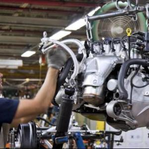 Produção industrial cresce em nove estados