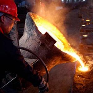 Setor industrial cresce em dezembro pela 1ª vez em 4 meses